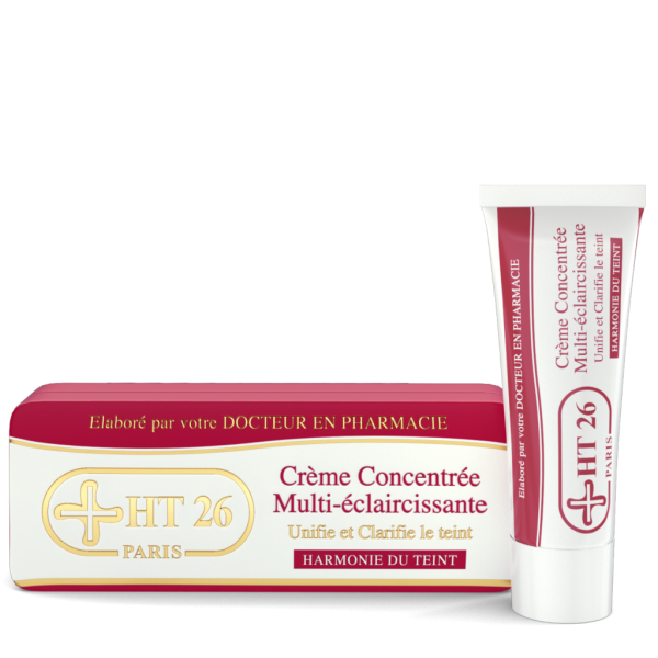 HT26 – Multi-lightening Concentrated Cream