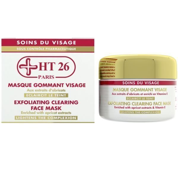 HT26 – Exfoliating Clearing Face Mask