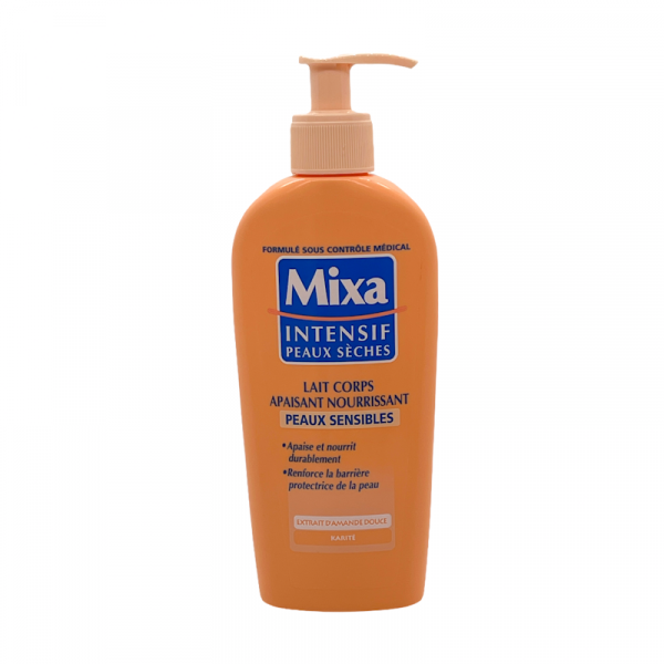 MIXA NOURISHING BODY MILK