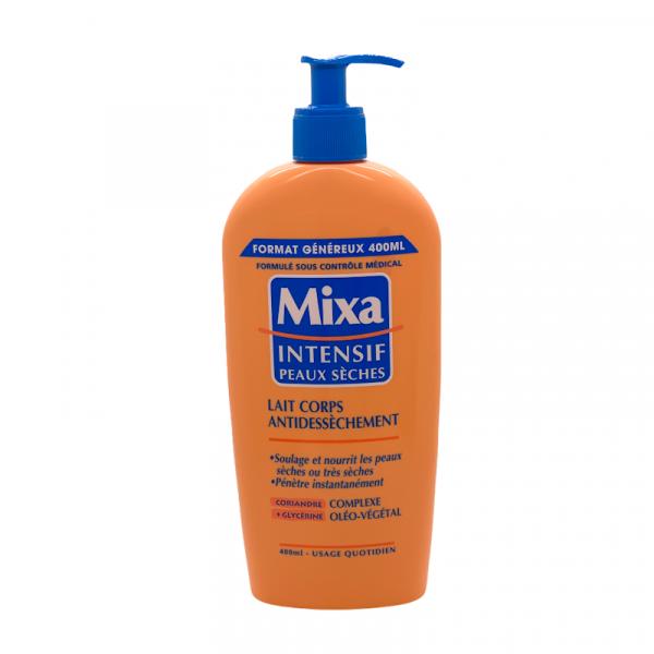 MIXA ANTI- DRYING BODY MILK